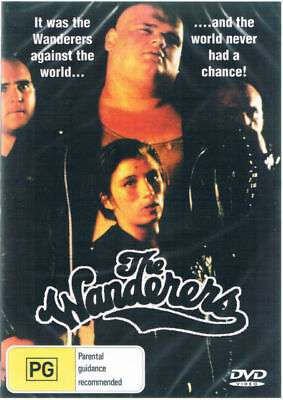 The Wanderers DVD New and Sealed Australia Region 4