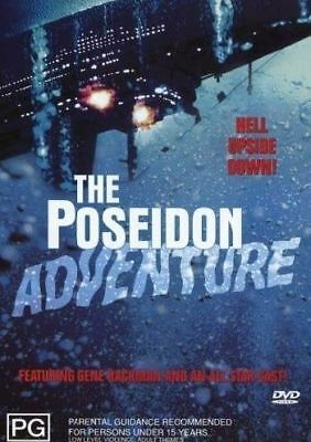 The Poseidon Adventure DVD New and Sealed Australia All Regions