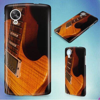Telecaster Electric Guitar Hard Back Case Cover For Nexus Phones