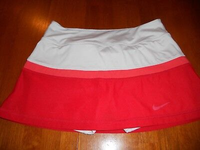 Nike womens tennis skirt skort size S small athletic MINT cond