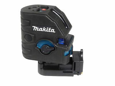New Makita Sk104z Self Leveling Horizontal/Vertical Cross Line Laser