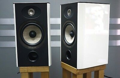 FOCAL ARIA 906 Standmount speaker in White - Preowned