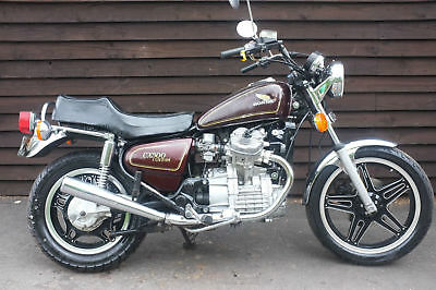 Honda CX500 CX 500 C 1979 Runs and Rides US Barn Find *A MUST SEE*