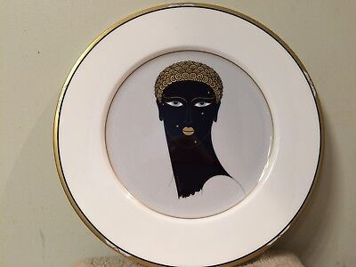 Queen Of Sheba Bone China Platter Perfect Condition