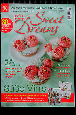 "SWEET DREAMS Heft 4 Special Edition Juli/August 2017  ""Süße Minis"""
