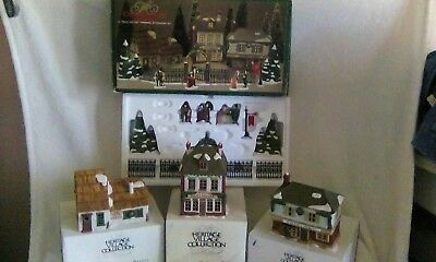 Heritage Village Collection, Dickens' Village Series