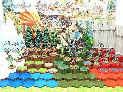 Heroscape Wave 1, Malliddon's Prophecy, Romans, Orcs, Snipers, Vipers & More