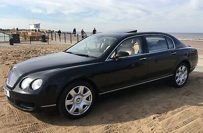 Bentley Continental Flying Spur-4 seat-PX something interesting