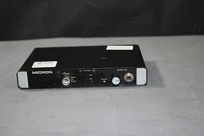 Micron MDR560.1 Diversity Receiver - used (1670A)