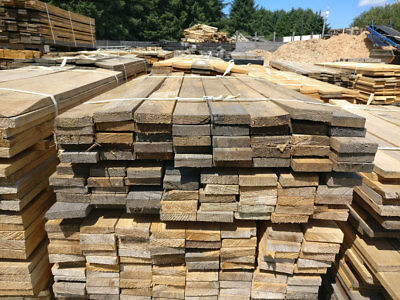 Larch And Cedar Offcut Mixed Pallet Packs Cladding Fencing Softwood Wood Timber