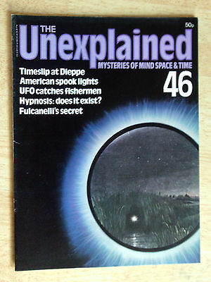 THE UNEXPLAINED No.46-HYPNOSIS,SPOOK LIGHTS OVER THE U.S.,TIMESLIPS,FULCANELLI