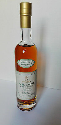 1 Flasche A.E. DOR COGNAC Les Crus Collection 20 cl, Grande Champagne