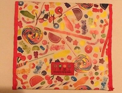 Dylan's Candy Bar Lunch Bag
