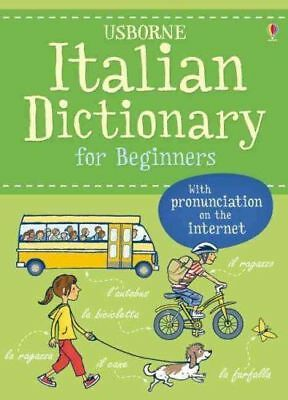 Italian Dictionary for Beginners (Language for Beginners Dictionary) (Paperback)