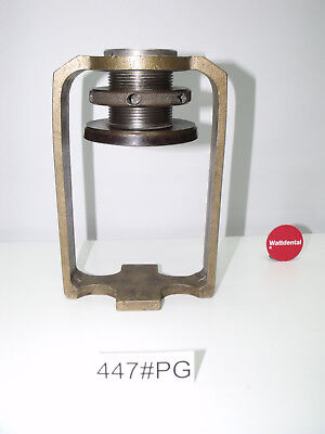 Küvettenbügel Made from Brass Cuvette Von Bego Nr.447 # Pg