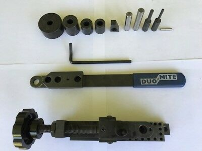 DUO-MITE Mighty Mite Hand Bender-Model: 50000 PLUS Extras