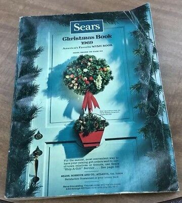 1969 Sears Christmas Catalog - Clothes - Toys - Electronics - Etc. 612 Pages