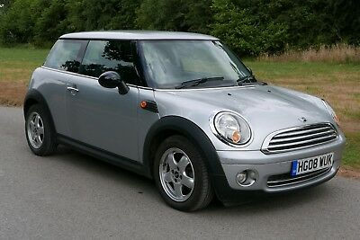 Mini One 2008, 3 owners, NO MoT SPARES or REPAIR ONLY* LOW START & NO RESERVE