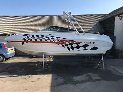 power boat mariah 216 IMMACULATE CONDITION