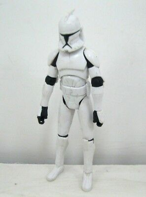 Hasbro 2011 LPL 4 inches Star Wars White Clone Trooper Action Figure