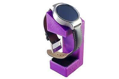 Huawei Watch Charging cradle charging stand by Artifex Design STAND ONLY(Purple)