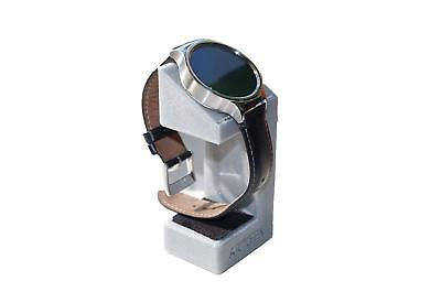 Huawei Watch Charging cradle charging stand by Artifex Design STAND ONLY(Silver)