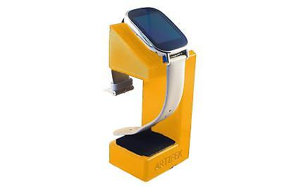 ASUS Zenwatch 2 Charging cradle watch stand by Artifex Design STAND ONLY(Gold)