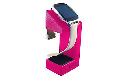 ASUS Zenwatch 2 Charging cradle watch stand by Artifex Design STAND ONLY(Pink)