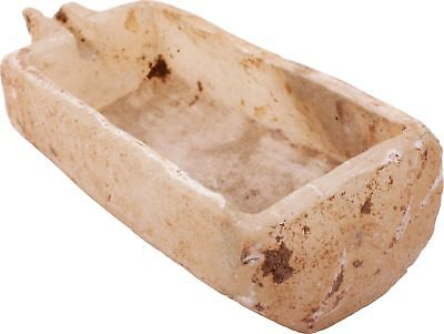Egyptian Spouted Alabaster Dish C.3000 Bc