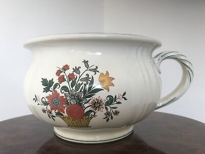 Antique C1898 WEDGWOOD ETRURIA Chamber Pot