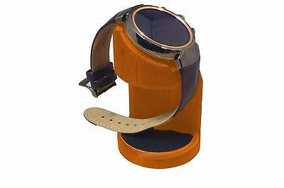 ASUS Zenwatch 3 Charging cradle watch stand by Artifex Design STAND ONLY(Orange)