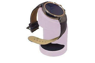 ASUS Zenwatch 3 Charging cradle watch stand by Artifex Design STAND ONLY(White)