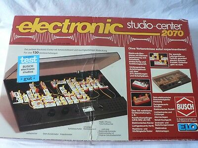 Busch electronic Studio-Center 2070