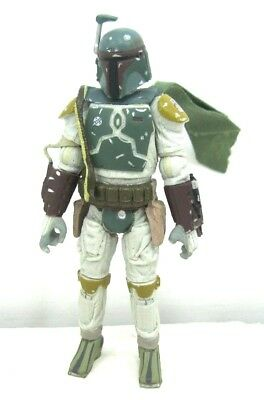 Hasbro 2005 LFL 4 inches Star Wars Boba Fett Action Figure