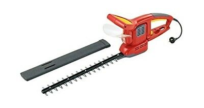 WOLF-Garten HSE65V 65 cm Electric Hedge Trimmer - Red/Yellow