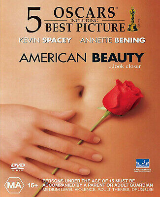 American Beauty - DVD - BRAND NEW SEALED MENA SUVARI KEVIN SPACEY ANNETTE BENING