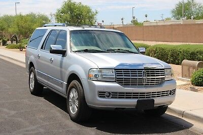 2010 Lincoln Navigator  Full Power, Leather, L Edition, Smooth Riding, Great Condition for Age!!