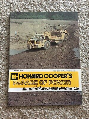 Winter 1975 Howard coopers parade of power construction magazine