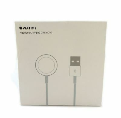 Brand New 100% AUTHENTIC Apple Watch Magnetic Charging Cable (2m) White