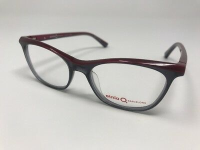 Etnia Barcelona Women s Eyeglasses Galway BKBX Black Bordeaux Optical Frame  V612 f795c8ab88c1