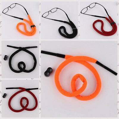 Floating Foam Sunglasses Chain Strap Cord Holder Neck Eyeglass Lanyard Sports.