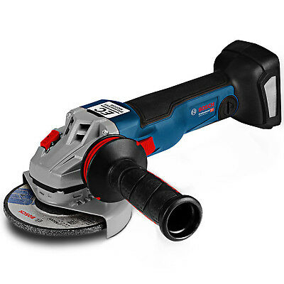 "Bosch 18V Cordless Brushless Angle Grinder 125mm 5"" -GWS 18V-125 C - AU WARRANTY"