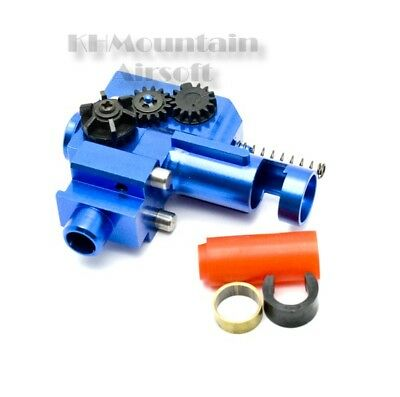 SHS New CNC Aluminum Hop Up Chamber Set Fixed design for M4 airsoft