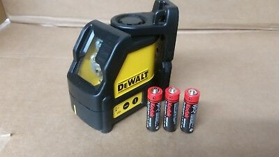 DeWalt DW088 Red 2 Way Laser. Good Working Order and in Very Good Condition.