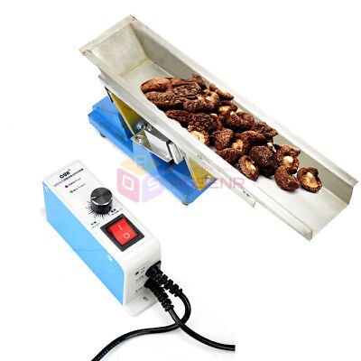 220V Small Electromagnetic Vibrating Feeder Shaking Feeding Machine GZV3