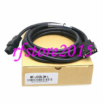 MR-JCCBL3M-L PLC Cable for Mitsubishi Servo power encoder HC-KFS MR-J2S