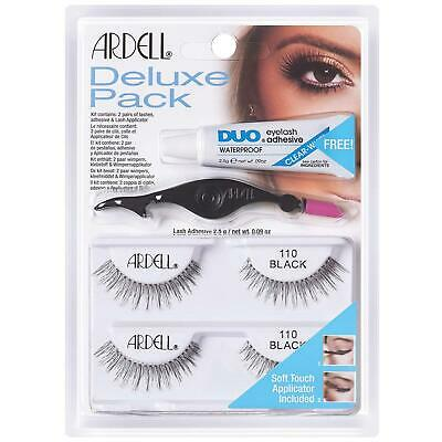 Ardell cils Deluxe Kit 110 1 2 3 6 12 Paquets