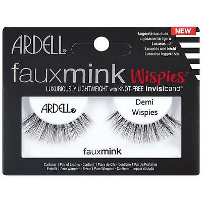 Ardell Faux cils Mink Demi Wispies 1 2 3 6 12 Paquets