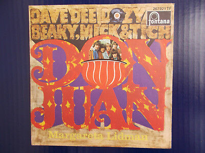 "Dave Dee & Co - Don Juan ( 7"" Single ,1969, Z= sehr gut- )"