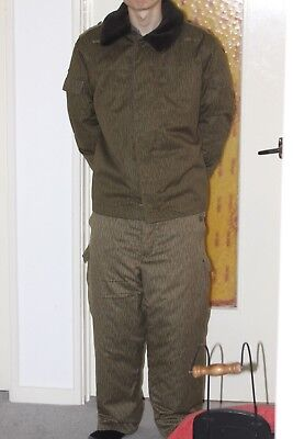 Ddr East German Paratroopers Helicopter Soldiers Uniform Rare